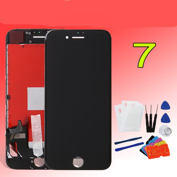 Replacement LCD Display Digitizer Assembly For Apple iPhone 7 Free Shipping Electronics Phones & Tablets Phone Accessories Hot Goods