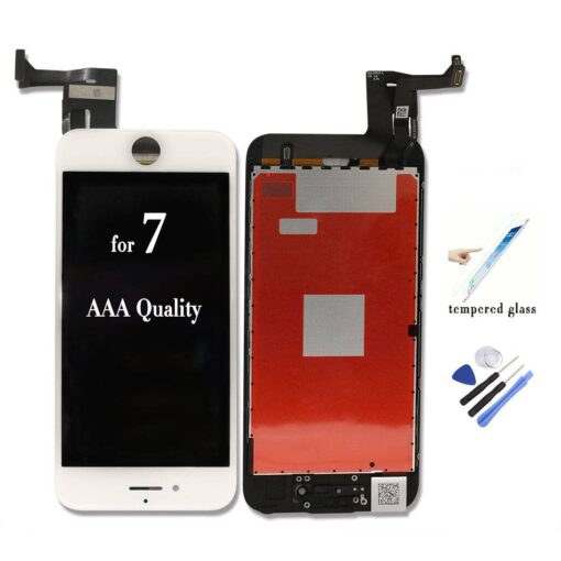 LCD Display Touch Screen Digitizer Assembly Replacement for iPhone  Free Shipping Electronics Phones & Tablets Phone Accessories Hot Goods