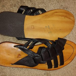 African Thong Sandals For Men African Goods African Shoes & Sandals African Men Footwear Clothing, Shoes & Accessories Final Sale