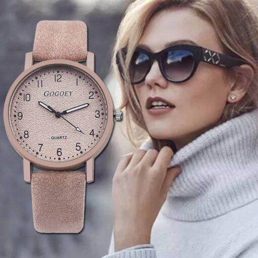 Gogoey Women's Fashion Ladies Watch  Fashion Free Shipping Women Watches