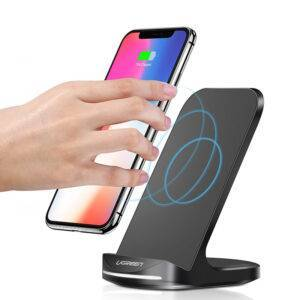 Qi Wireless Charger Stand  Free Shipping Phone Accessories
