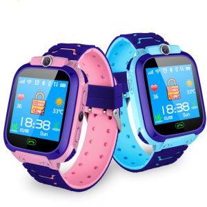 Waterproof Kids Anti-lost Smart Watch Phone Accessories Watches