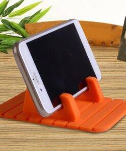 Anti-Slip Car Mat Holder for Cell Phone GPS  Free Shipping Phone Accessories