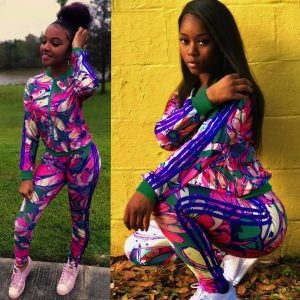Two Piece Set Baseball Suit  Prints Clothing, Shoes & Accessories
