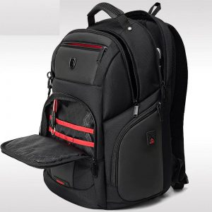 Laptop backpack with Travel Usb Charger  Bags and Covers Computer Accessories Electronics Computers & Accessories
