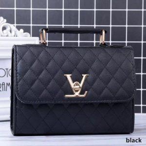 PVC Transparent Lady Handbag and Purse color: Black Purse only Size: 27cmx25cmx12cm Women's Bag Fashion, Health & Beauty