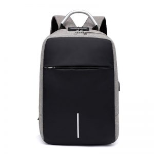 Men Multifunctional Anti Theft Backpack for 15.6″ Laptop color: Dark Grey Bags and Covers Computer Accessories Electronics Computers & Accessories