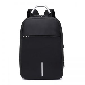 Men Multifunctional Anti Theft Backpack for 15.6″ Laptop color: Black Bags and Covers Computer Accessories Electronics Computers & Accessories